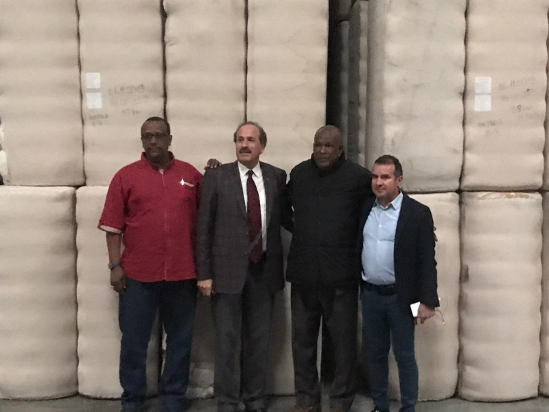 Do Cotton Group Afrika Ziyareti